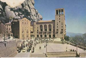 Postal 62105 : Montserrat el Monasterio y Plazos