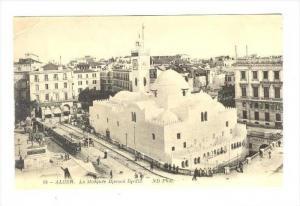 ALGER. La Mosquee Djemaa Djedid, 00-10s