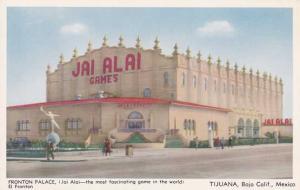 Jai Alai Fronton Palace - Tijuana, Mexico