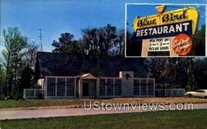 Blue Bird Restaurant Ocala FL Unused