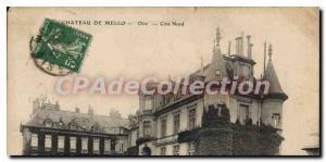 Postcard Old Chateau De Mello