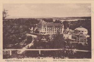 Hotel Thermia A Irminy Lazne, Kupel´e Piešťany, Slovakia, 1900-1910s