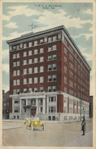 ERIE, Pennsylvania, 1900-1910s; Y.M.C.A.  Building # 2