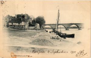 CPA BERGERAC - Le Port (366995)