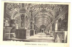 Biblioteca Vaticana - Salone di Sisto V, 00-10s Library