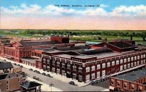 Kansas Wichita The Forum