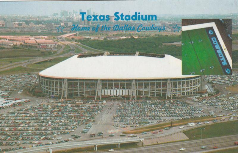 DALLAS ,Texas , 60-70s ; Texas Stadium