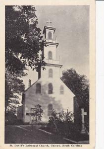 St. David's Episcopal Church, Built 1768, Cheraw, South Carolina 1940-60s