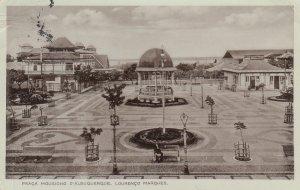 Praca Mousioho D'Albuquerque , LOURENCO MARQUES , Mozambique , 1912