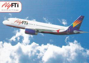FTI Airlines  A320-231 Jet Airplane 80-90s