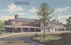 Virginia Williamsburg Lodge