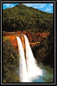 Wailua Falls - Hawaii