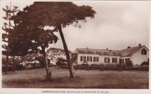RP; Saint Helena, Ascension and Tristan da Cunha, 00-10s; Longwood Old House