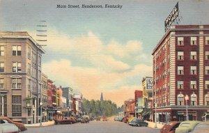 Main Street Henderson KY
