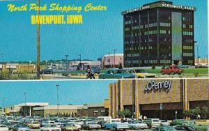 Iowa Davenport North Park Shopping Center