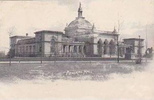 Memorial Hall, Fairmount Park, Philadelphia, Pennsylvania,  00-10s