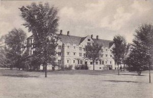 Indiana Muncie Frank Elliott Ball Residence Hall Ball State Teachers College ...