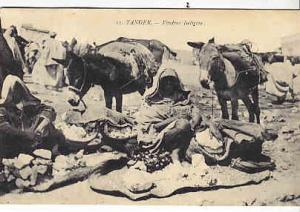 Morocco - Native Merchant 1913  Spanish Sector