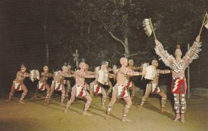 The Centuries-old, Colorful Cherokee Eagle Dance,  Cherokee,  North Carolina,...