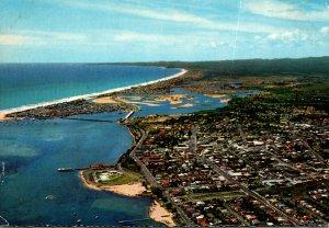 Australia Gold Coast Southport Aerial View