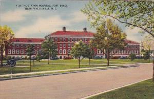 The Station Hospital Fort Bragg Fayetteville North Carolina