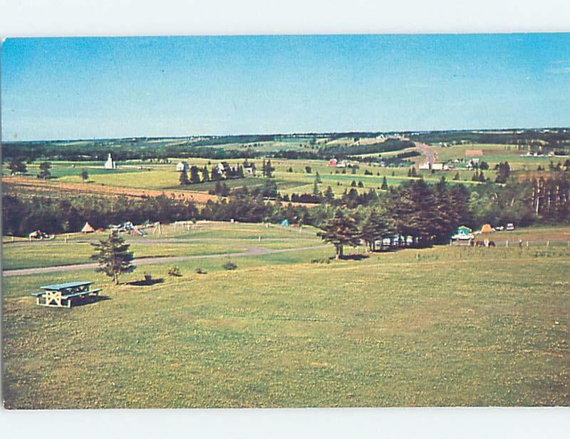 Pre-1980 THE HOMESTEAD Strathgartney Park Bonshaw near Charlottetown PE F8244-12