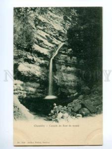 133129 FRANCE Chambery Cascade du Bout du monde Vintage
