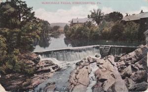 STROUDSBURG, Pennsylvania, 1900-1910's; McMichals Falls