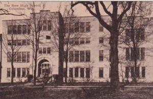 New High School Columbus Wisconsin
