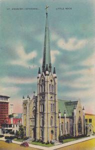 St Andrews Cathedral, Lttle Rock, Arkansas, 30-40´s