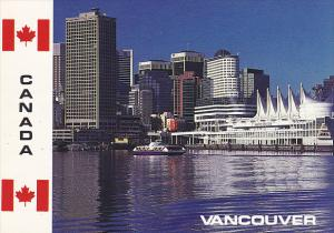 Canada Vancouver Trade and Convention Center British Columbia