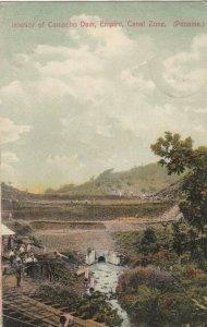 EMPIRE , PANAMA Canal , 1900-10s ; Camacho Dam Interior