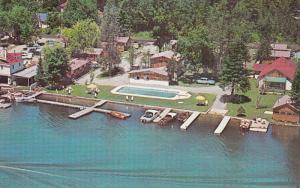 Twin Spruce Villa, Fenelon Falls, Ontario, Canada, 40-60s