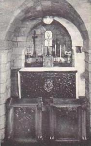 Pennsylvania Philadelphia Torresdale Altar Of The Relic of The True Cross Artvue