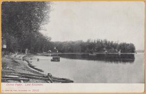 Stoughton, WIS., Cedar Point, Lake Kegonsa - 1910