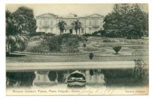 Marquis Jacome's Palace, Ponta Delgada - Azores, Portugal, 00-10s