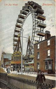 The Big Wheel Blackpool 1911