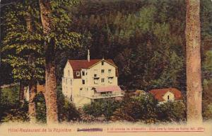Hotel- Restaurant De La Pepiniere, P. Wallburg, 30 Min. De Ribeauvillé (Haut...