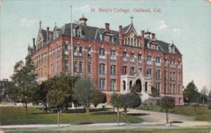Schools St Mary's College Oakland California