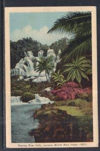 Roaring River Falls,Jamaica