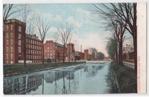 Canal & Mills, Lewiston ME