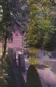 Early Grist Mill Levi Jackson Wilderness Road State Park London Kentucky