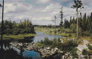 Mystic Creek, Flin Flon, Manitoba, Canada, 40-60s