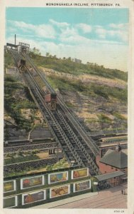 PITTSBURGH , Pennsylvania, 1930; Monongahela Incline