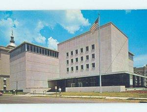 Chrome MUSEUM SCENE Springfield Illinois IL AG0723