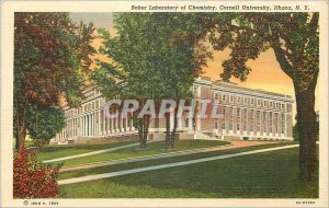 Old Postcard Baker Laboratory of Chemistry Cornell University Ithaca