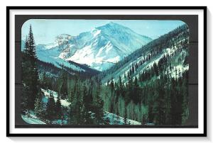 Colorado - Loveland Pass - Torreys Peak From Grizzly Gulch - [CO-035]