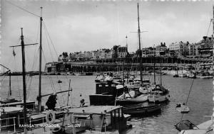England Ramsgate Harbour Boats Port