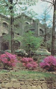 North Carolina Blue Ridge Mountains Springtime At Assembly Inn