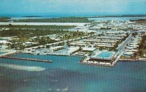 Florida Marathon Shores Aerial View Jack Tar Hotel In The Florida Keys